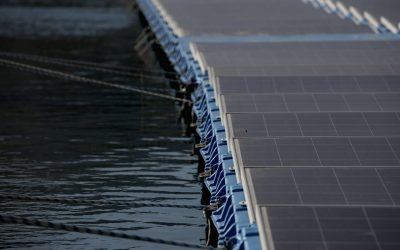 Challenges of a floating solar system
