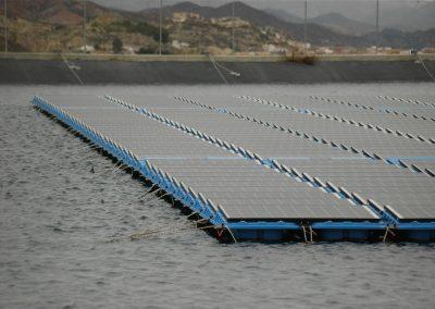 Bombeo solar directo. C.R. Puerto Lumbreras
