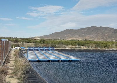 Agriculture – Direct solar pumping – Huercal Overa (Spain)