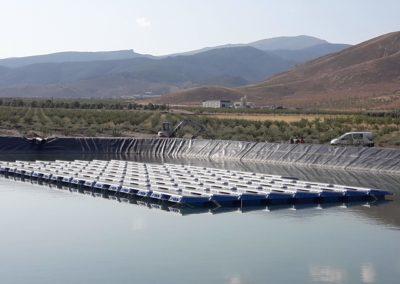 Bombeo solar directo – La Calahorra