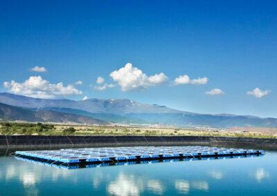 Agriculture – Direct solar pumping – Granada (Spain)