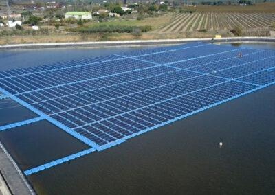 Agriculture – Direct solar pumping – C.R. Mérida (Spain)