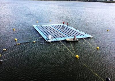 Challenging location – R&D project – Oostvoornse Lake (Netherlands)