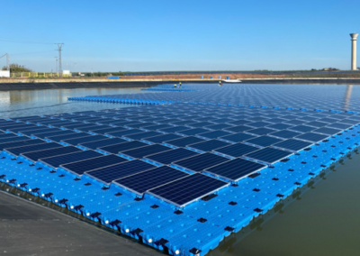 Agriculture – Direct solar pumping – C.R. Guadiana (Spain)