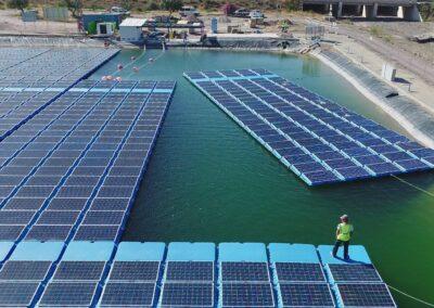 Agriculture – Direct solar pumping – C.R. Lorca (Spain)