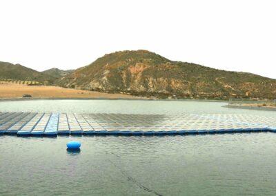 Agriculture – Direct solar pumping – C.R. Puerto Lumbreras (Spain)