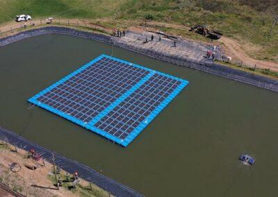 Agricultura – Bombeo solar directo – Plantación de Flores en Navaisha (Kenya)